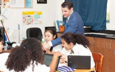 Cristo Rey Tampa Salesian High School – It's More than just a High School. It's an Experience.