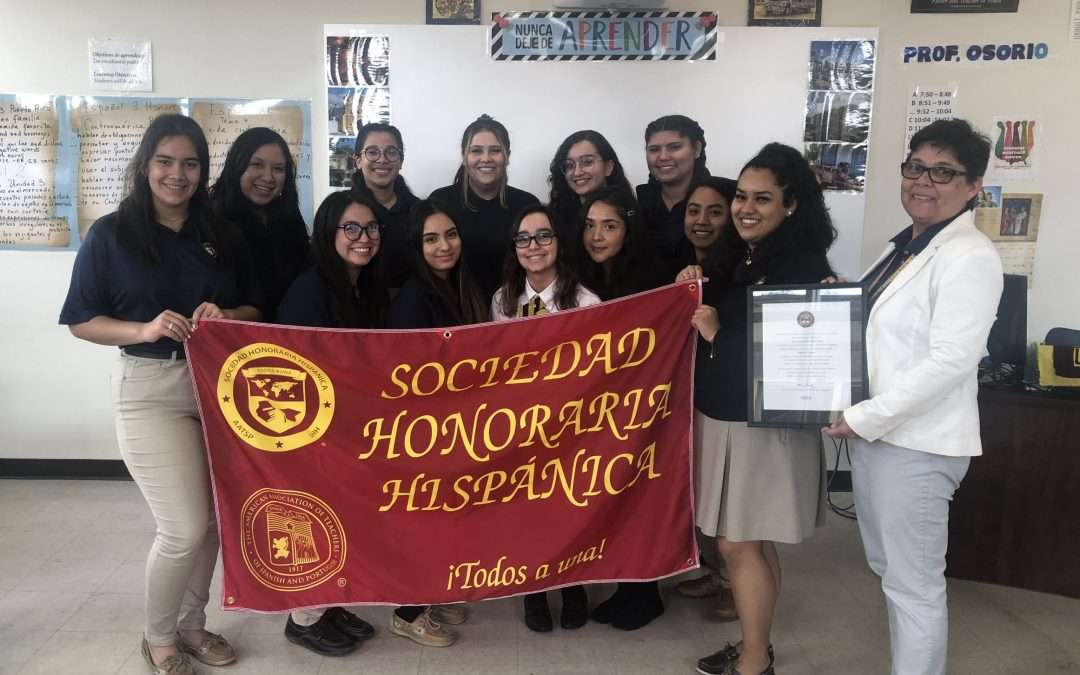 CRT Welcomes the Sociedad Honoraria Hispánica