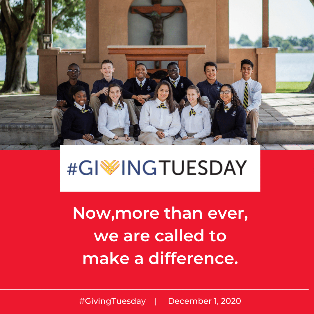Together We Give – #GivingTuesday