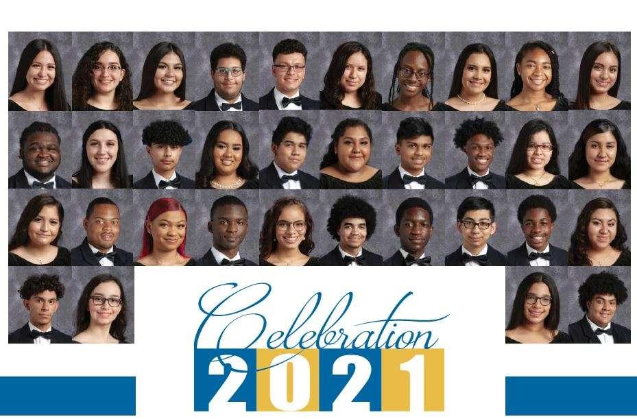 Introducing the Class of 2021- Second Graduating Class