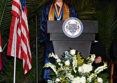 Cristo Rey Tampa Class of 2021 -Co-salutatorian speech