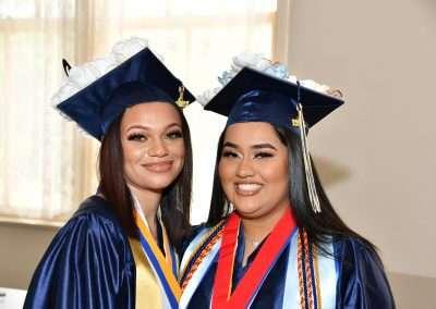 Cristo Rey Tampa Class of 2021 -before graduation