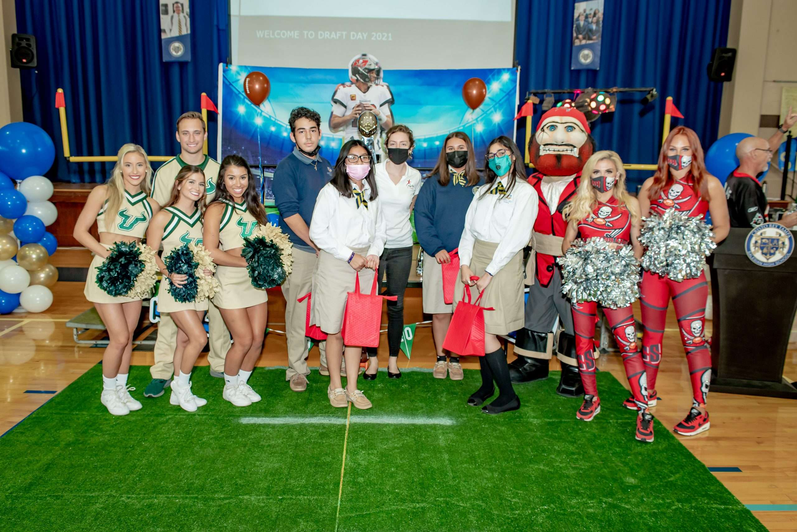Draft Day 2021 - Partner Step Up For Students