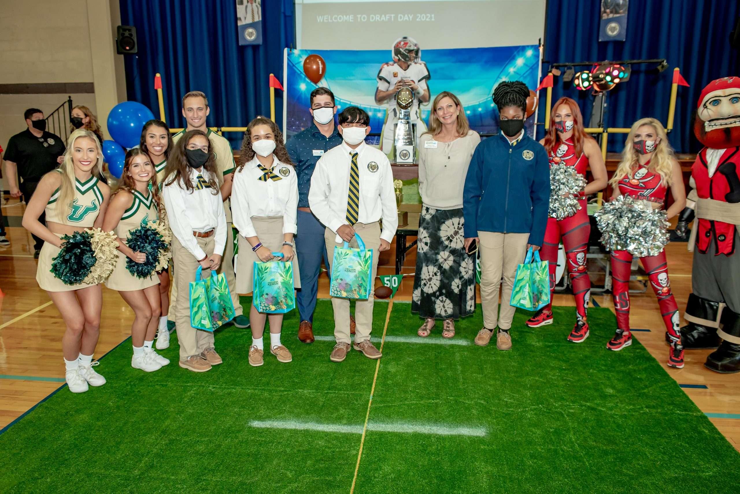 Draft Day 2021 - Partner The Florida Aquarium
