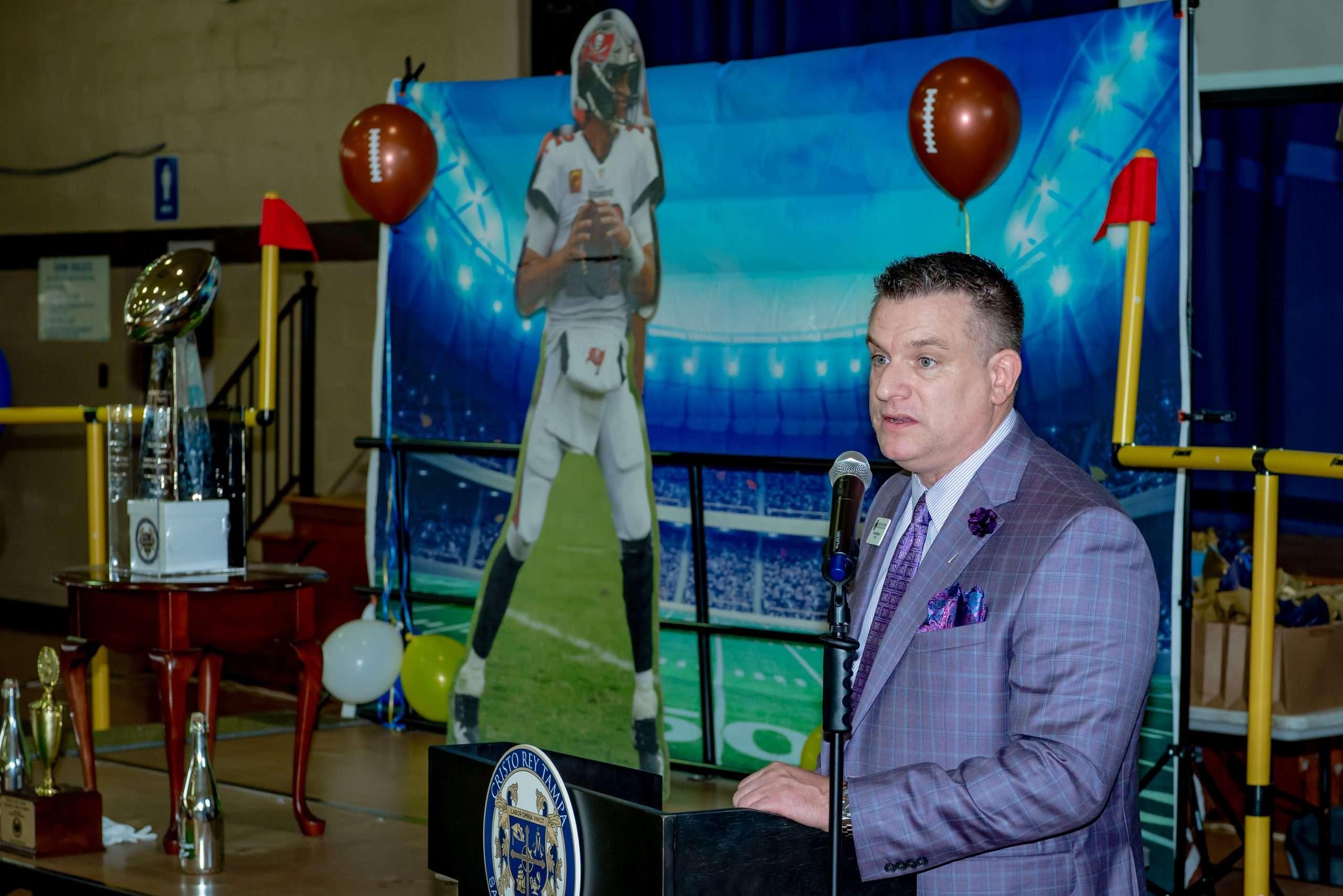 Draft Day 2021- CRT President Scott Morreale