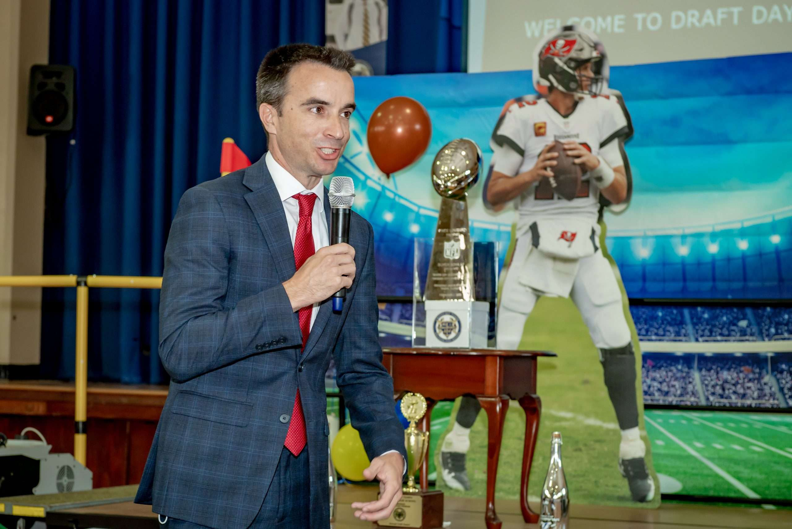 Draft Day 2021- Rob Higgins, Exec. Director Tampa Sports Commission